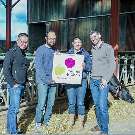 Produits laitiers et fromages en Alsace
