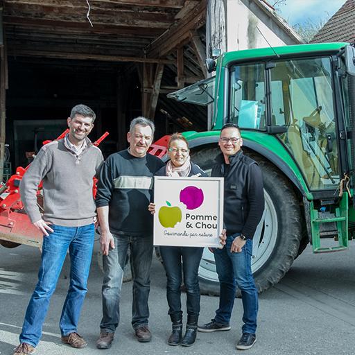 Producteurs de pommes de terre Bas-Rhin